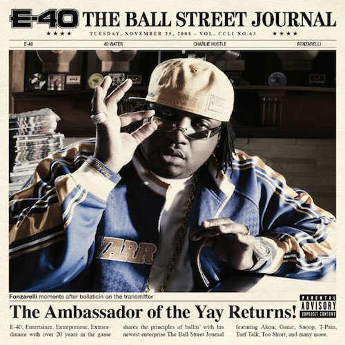 E-40  Ball Street Journal    Recording, Vocal Mixing