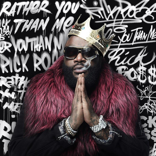Rick Ross  Rather You Than Me    Recording