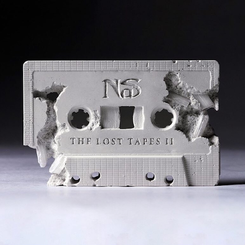 Nas  The Lost Tapes 2    Mixing, Recording