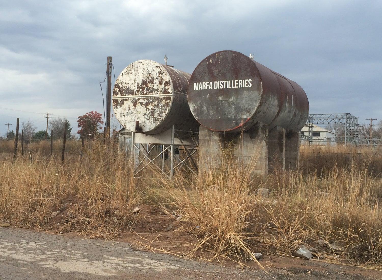 Rustic I • Marfa, Texas
