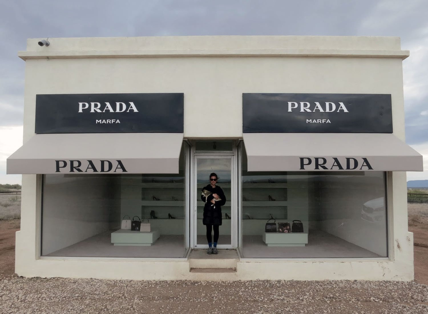 Roadside Art Installation • Marfa, Texas