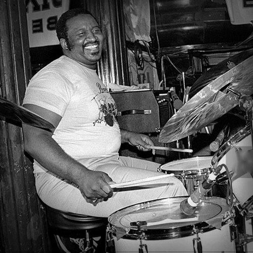 You done hired the hit-maker: drummer Bernard Purdie