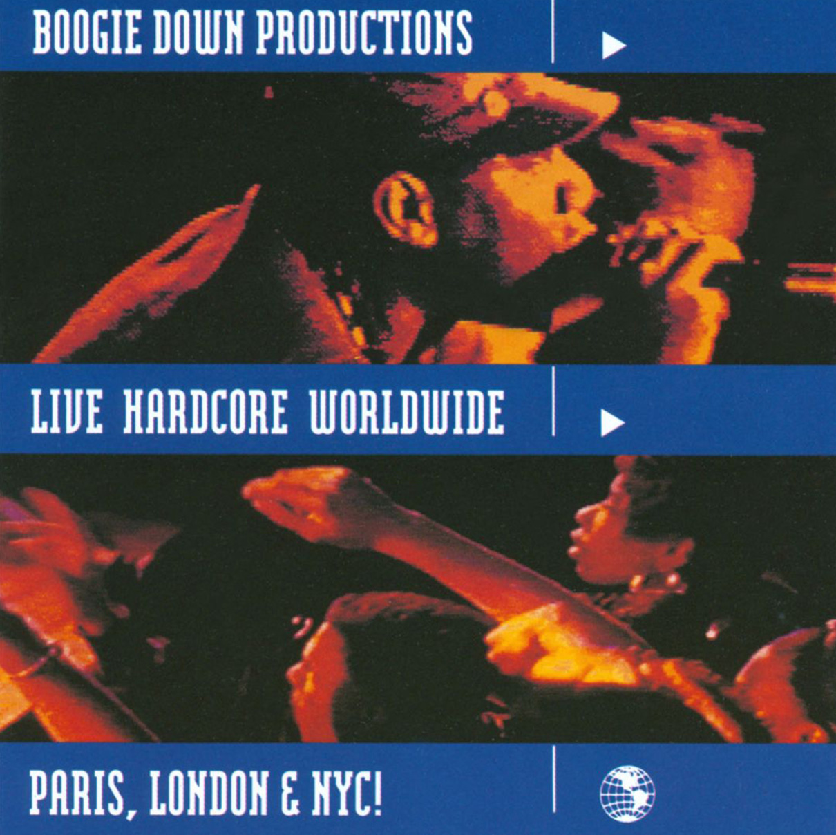 The Great (Live) Albums: Boogie Down Productions' 'Live Hardcore