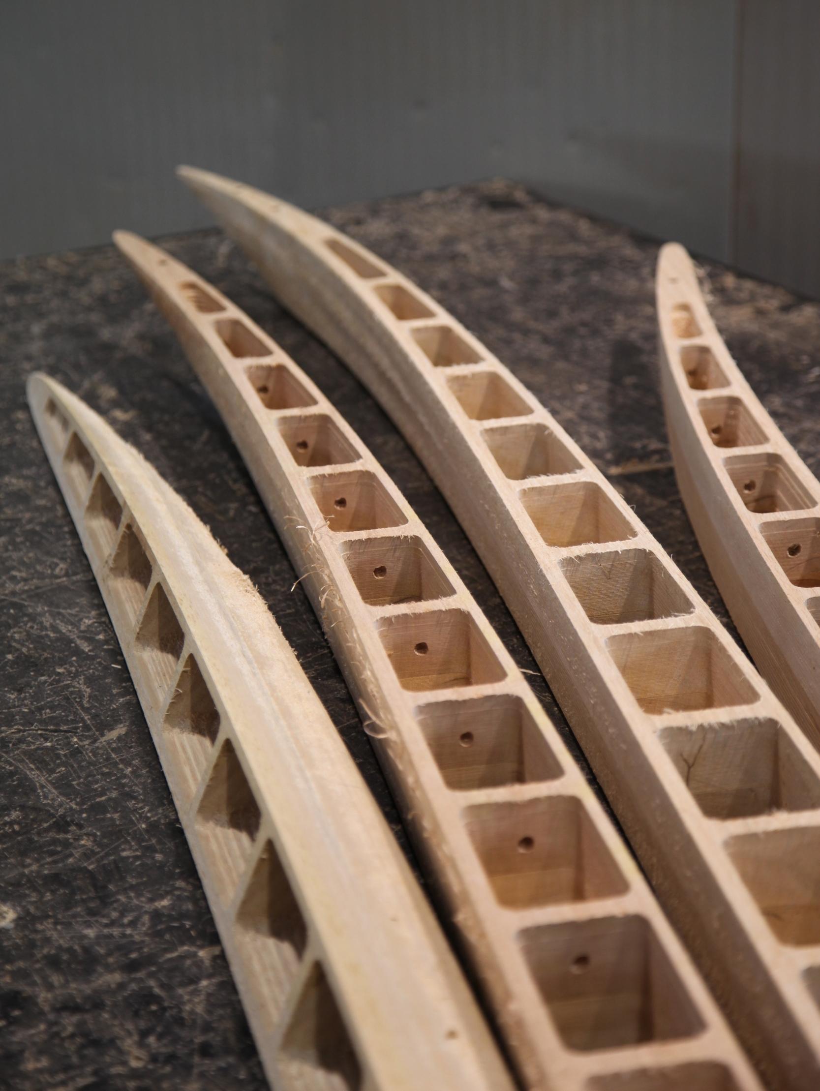 Surfboard Parts