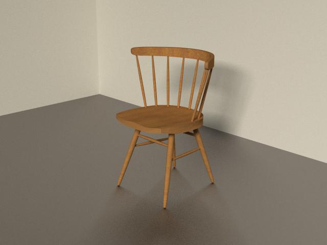 George Nakashima - Straight Chair