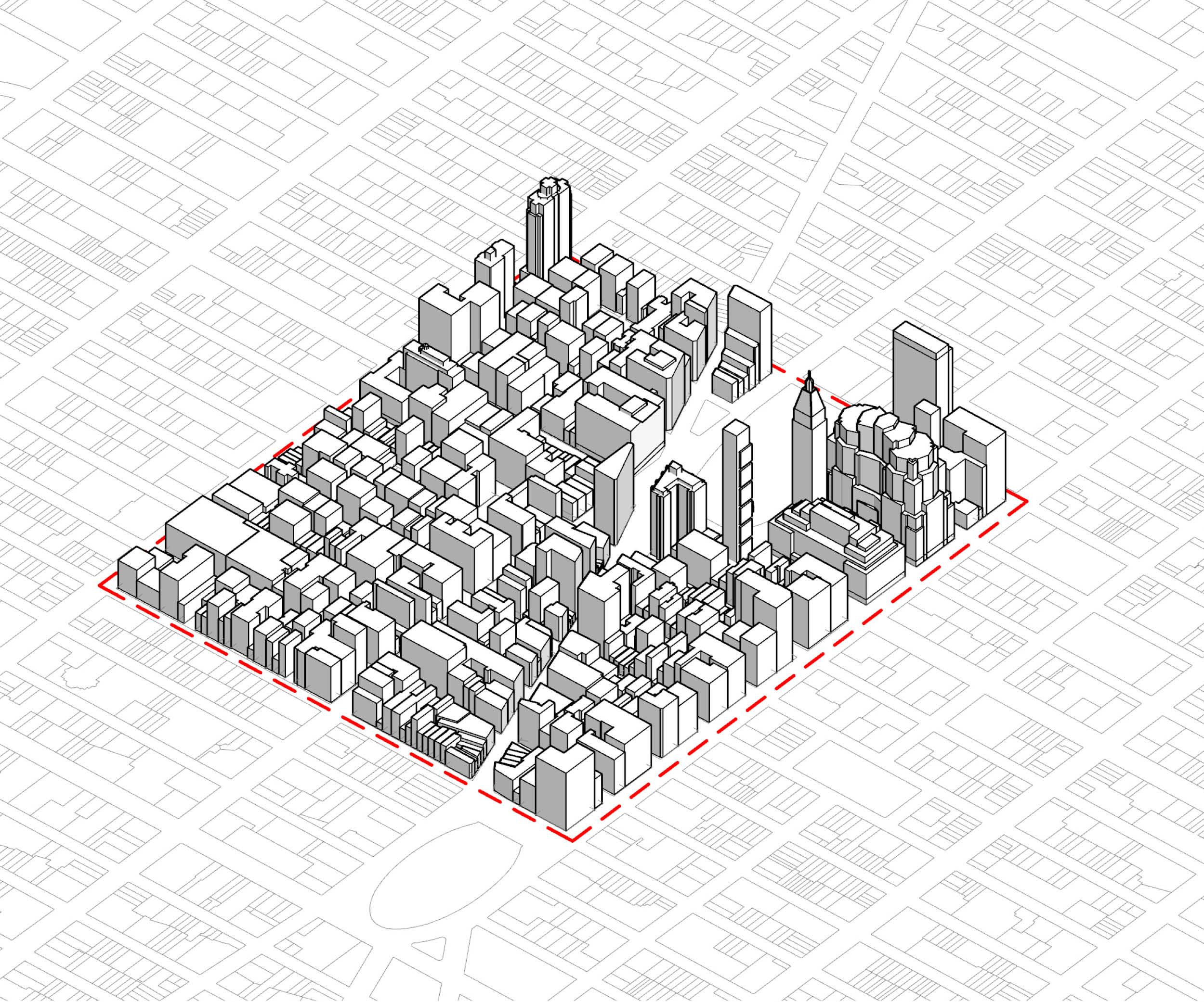 Flatiron District   LD FAR: 5.3  NYC FAR: 8.0