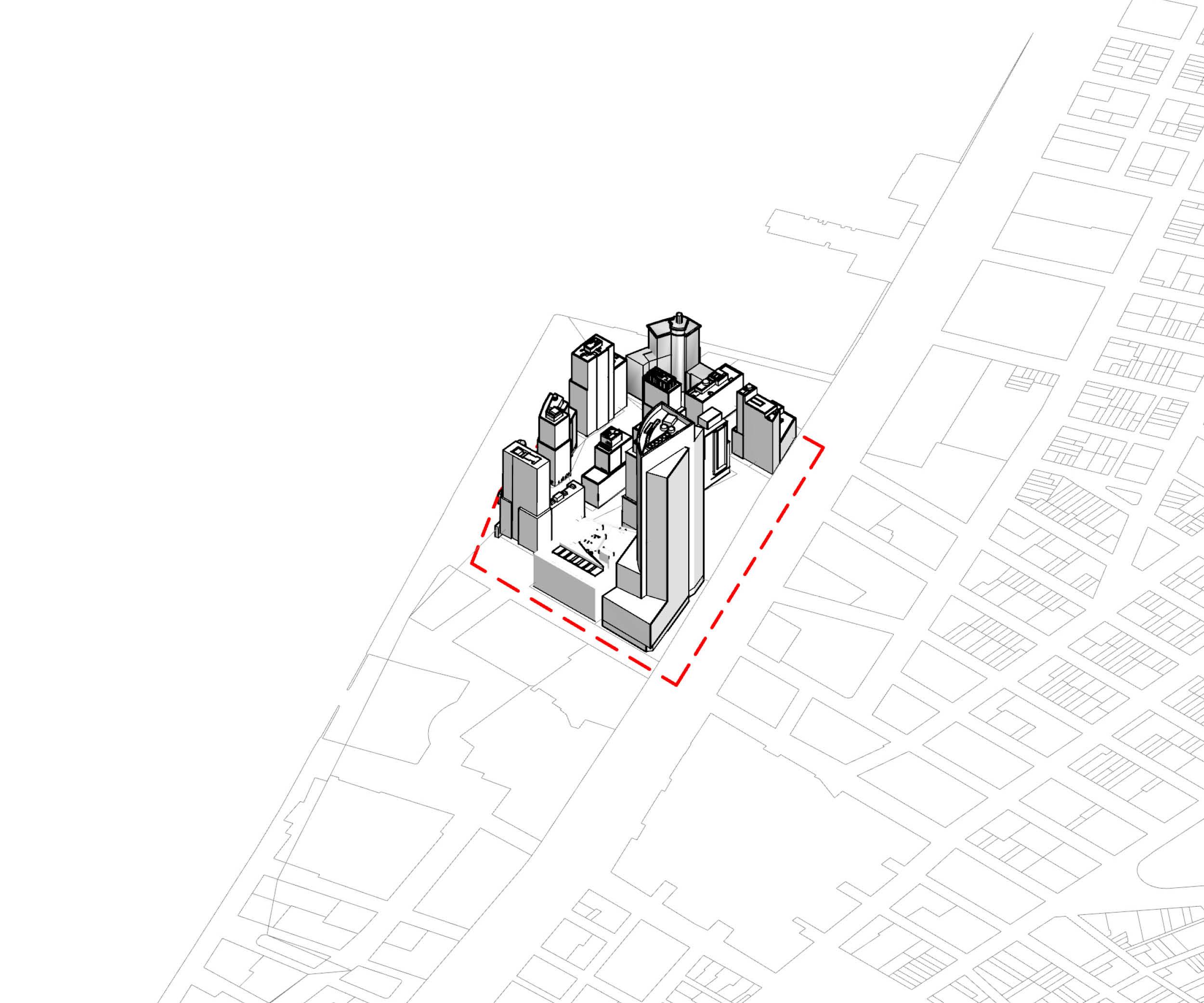 Battery Park City North   LD FAR: 5.2  NYC FAR: 15.7