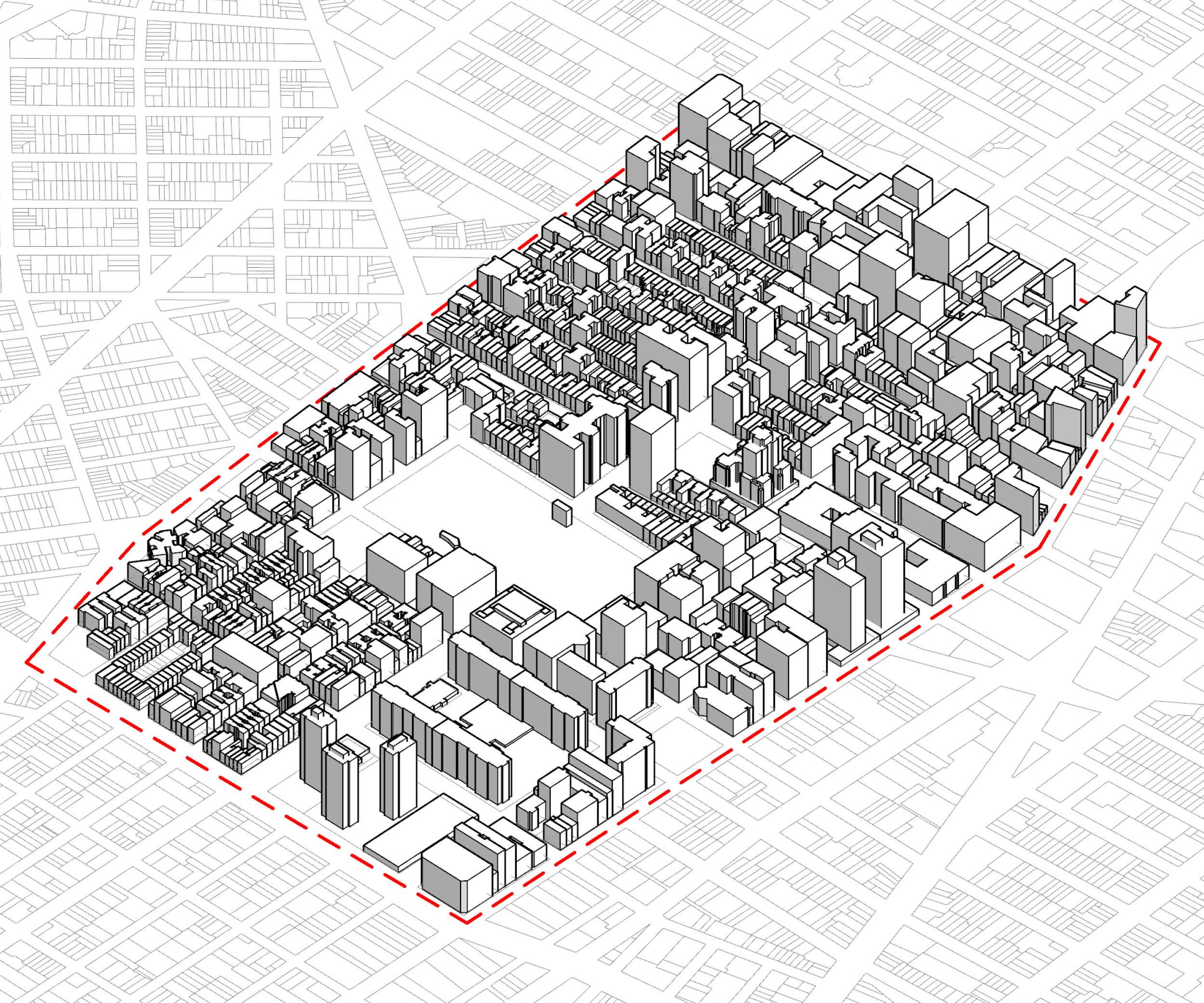 Greenwich Village   LD FAR: 3.5  NYC FAR: 5.3