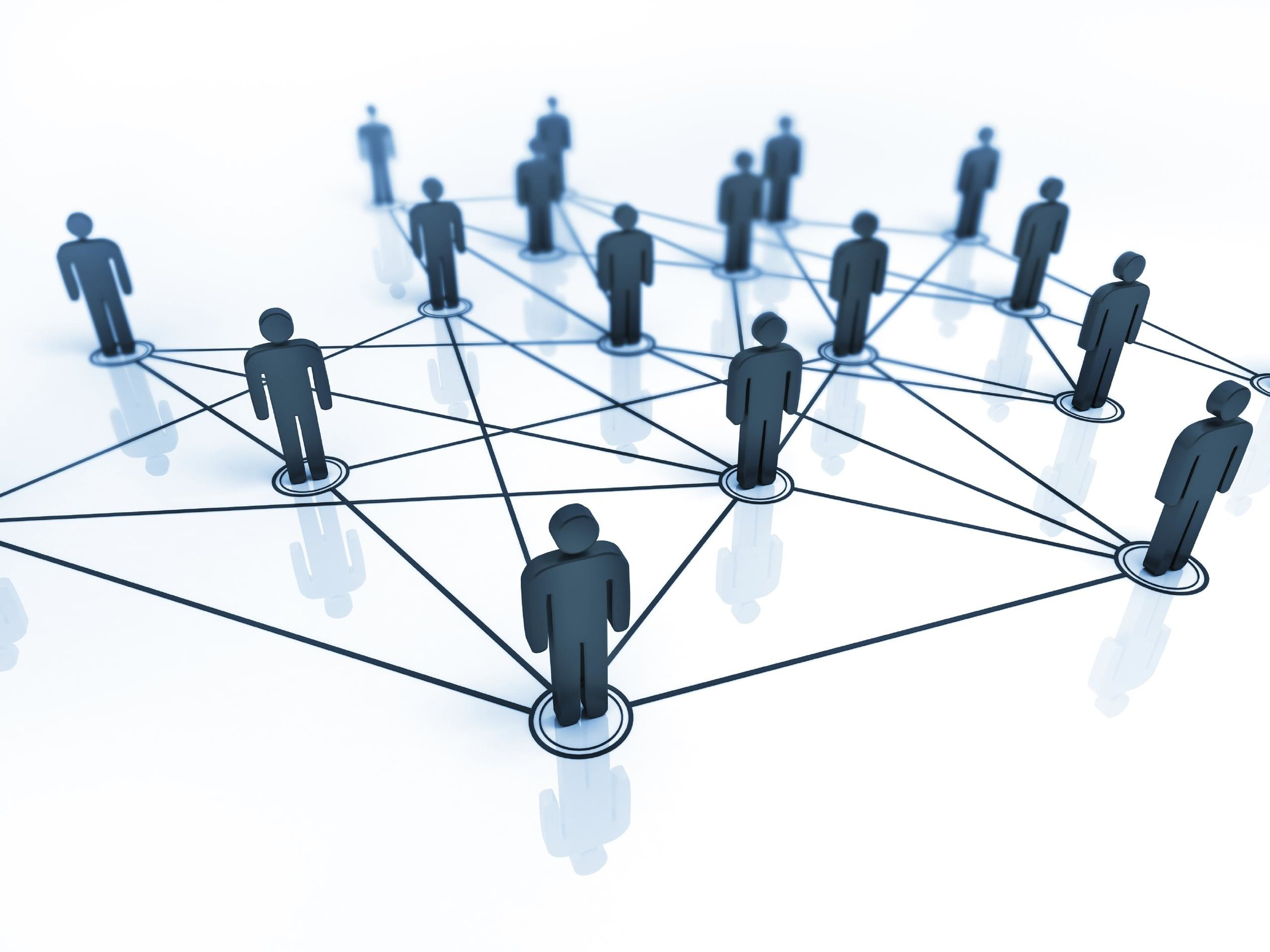 Connecting is a people skill that can be practiced and learned.