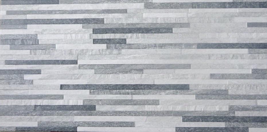 Grey Goddess Small Stripe Tiles