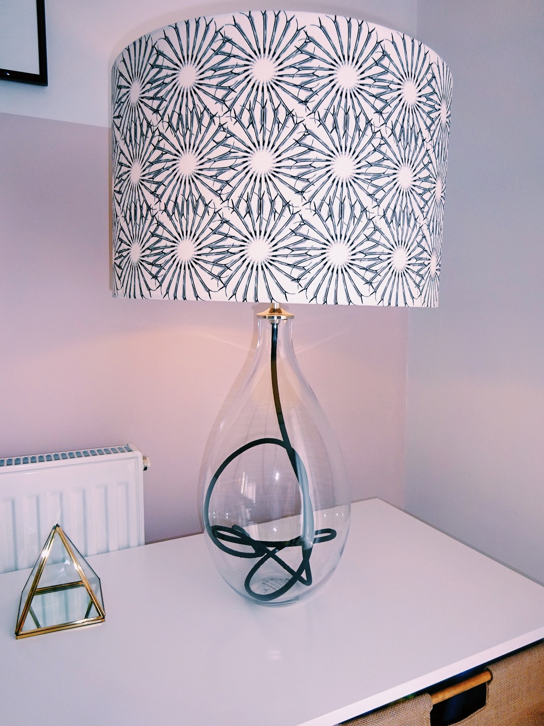 Table lamp by Designer  Anna Jacobs