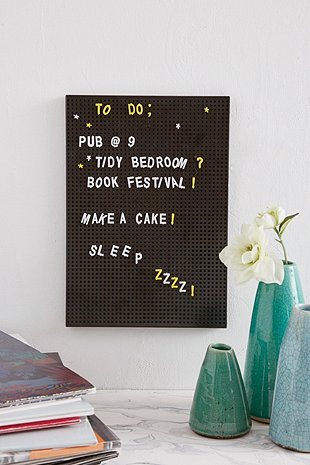 Urban Outfitters Peg Board  £15