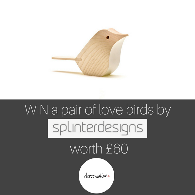love birds wooden competition giveaway