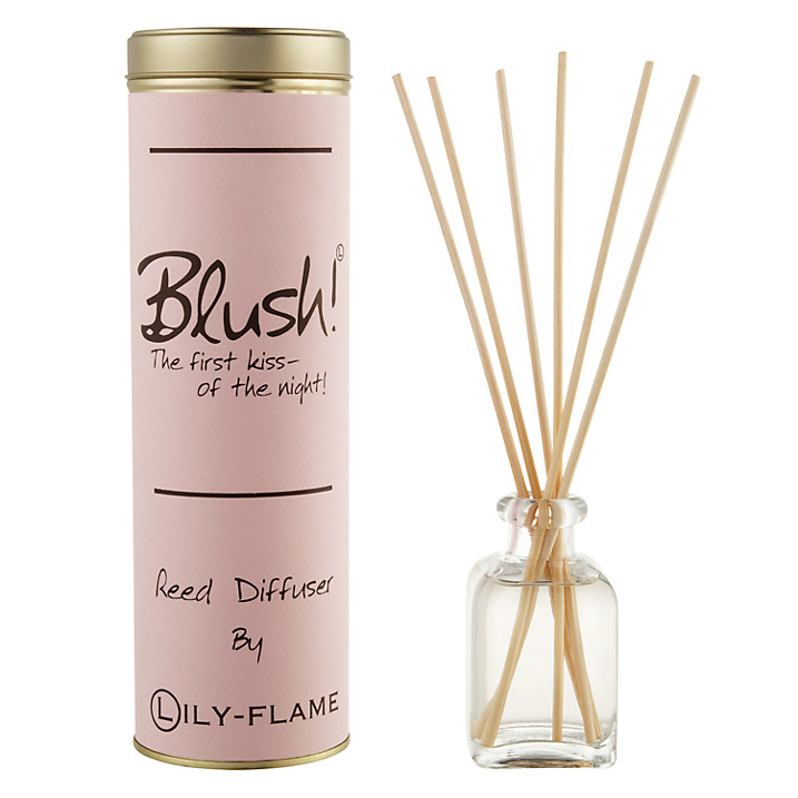 blush fragrance diffuser lily-flame