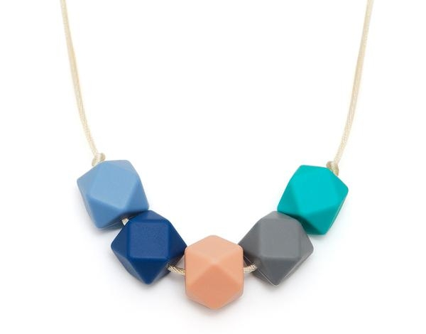 Lily Teething Necklace £17.95