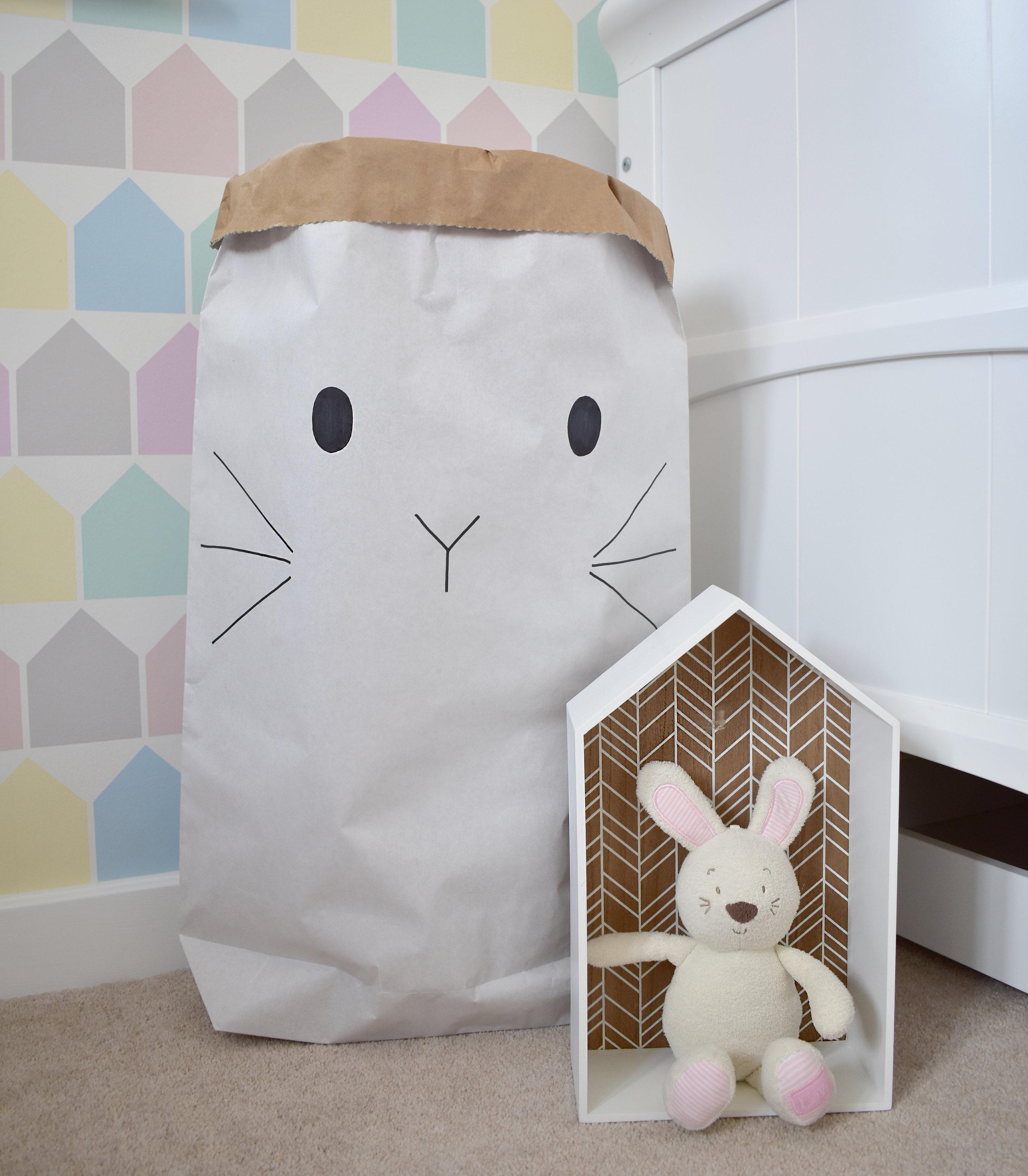 nursery after storage bag