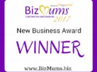 BizMums Best New Business Winner 2017