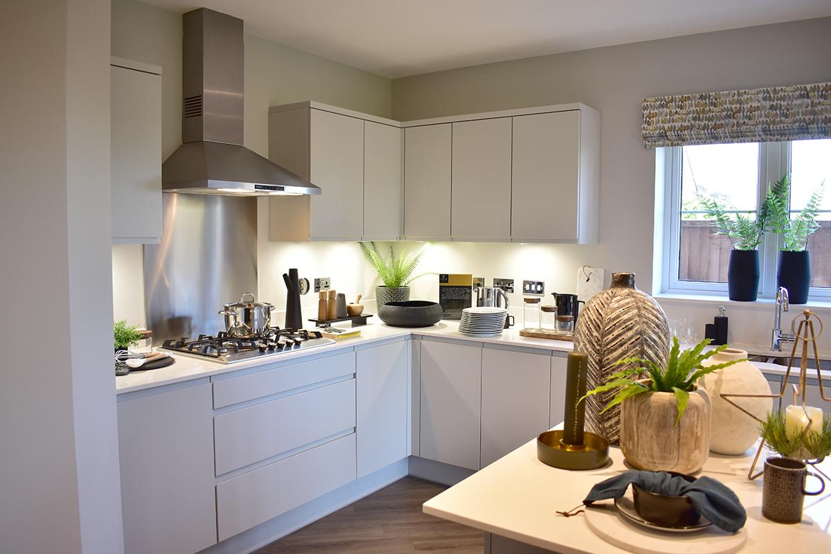 Cala homes kitchen Buckinghamshire