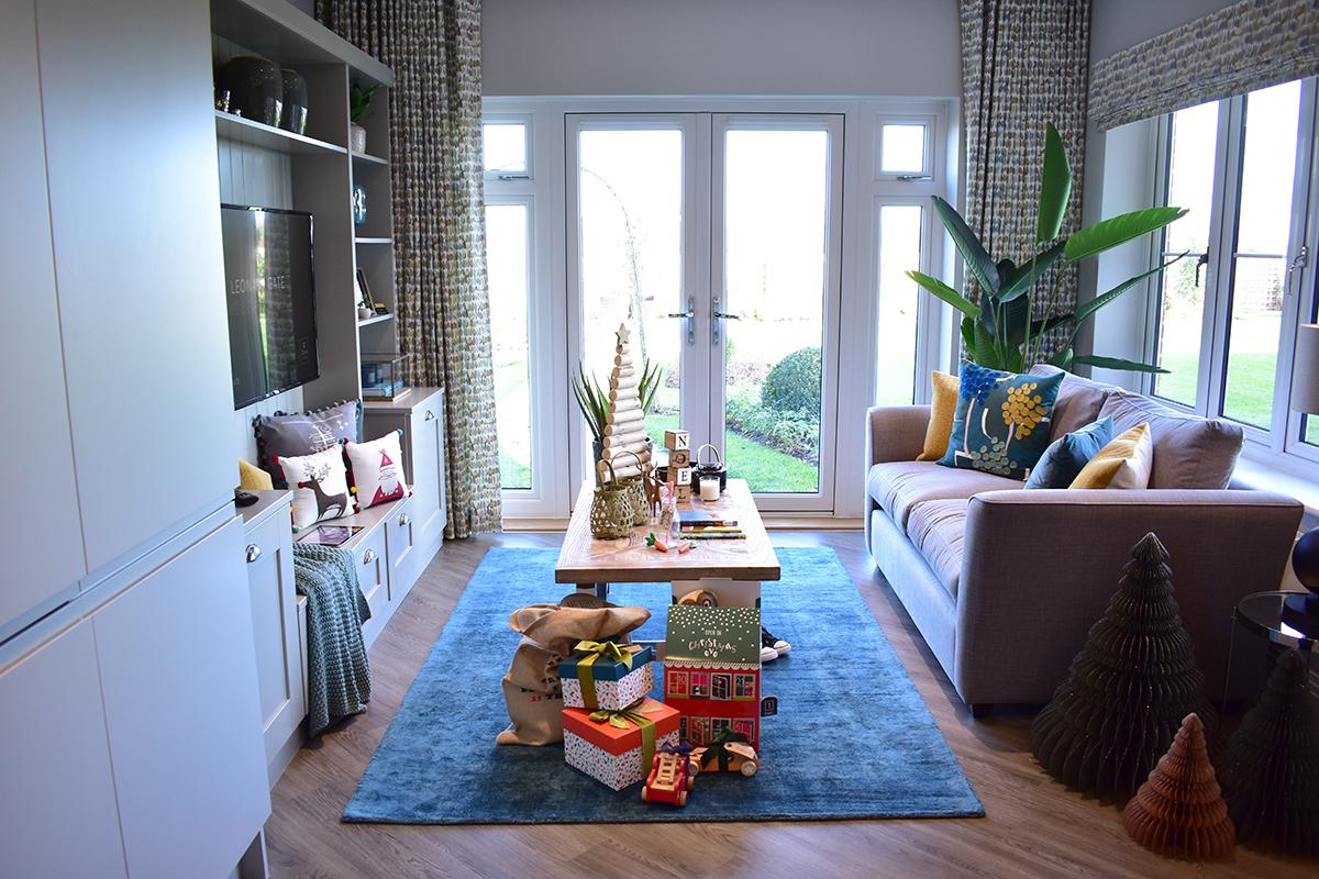 Cala homes family room