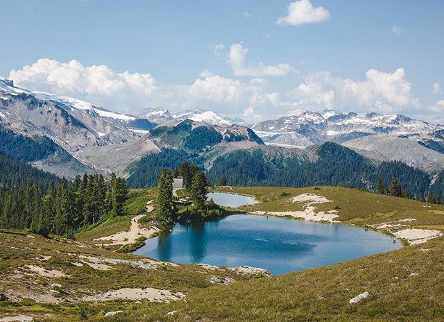 Elfin Lakes, BC