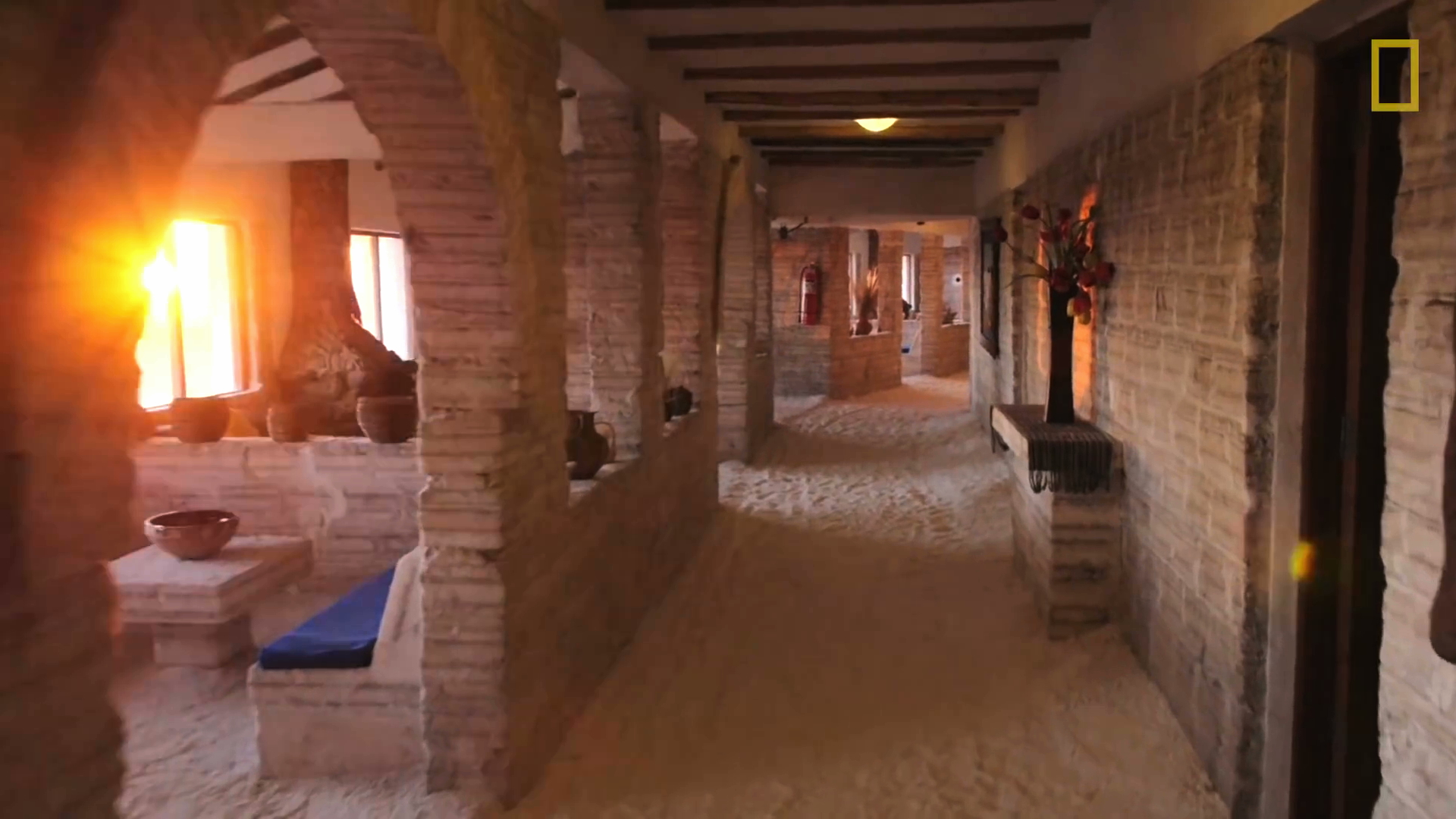 This Hotel Is Made Entirely of Salt