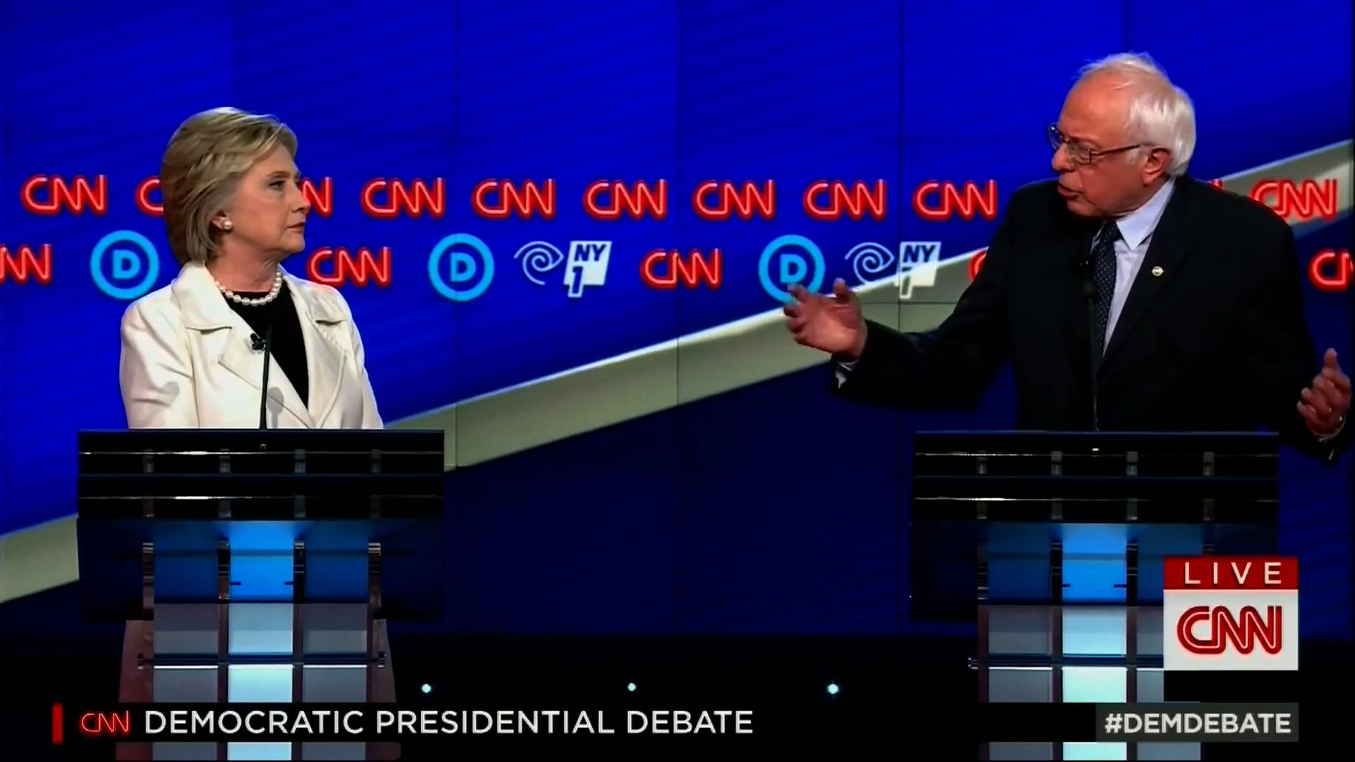 Bernie Sanders | Brooklyn Democratic Debate
