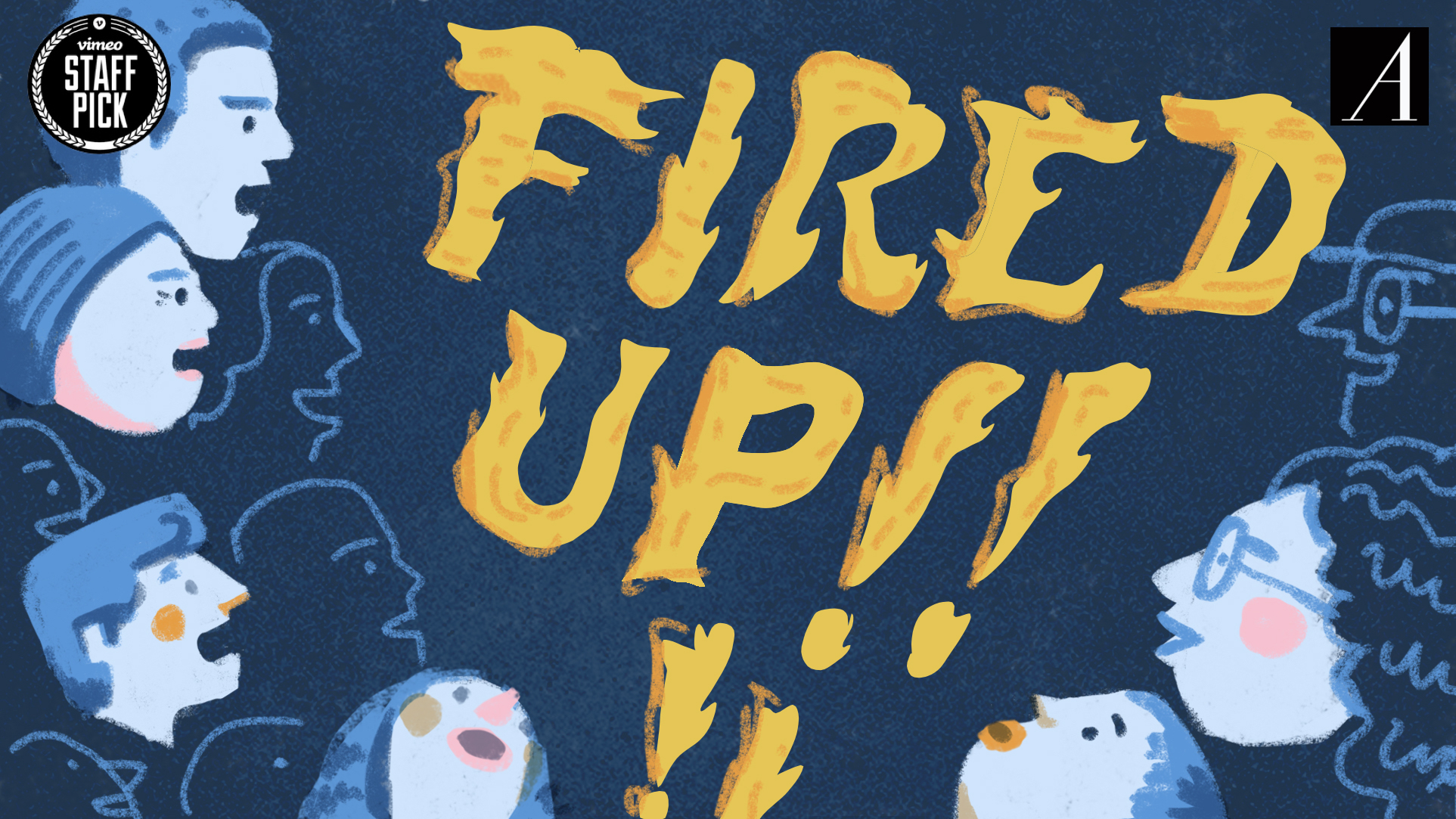 Copy of Fired Up