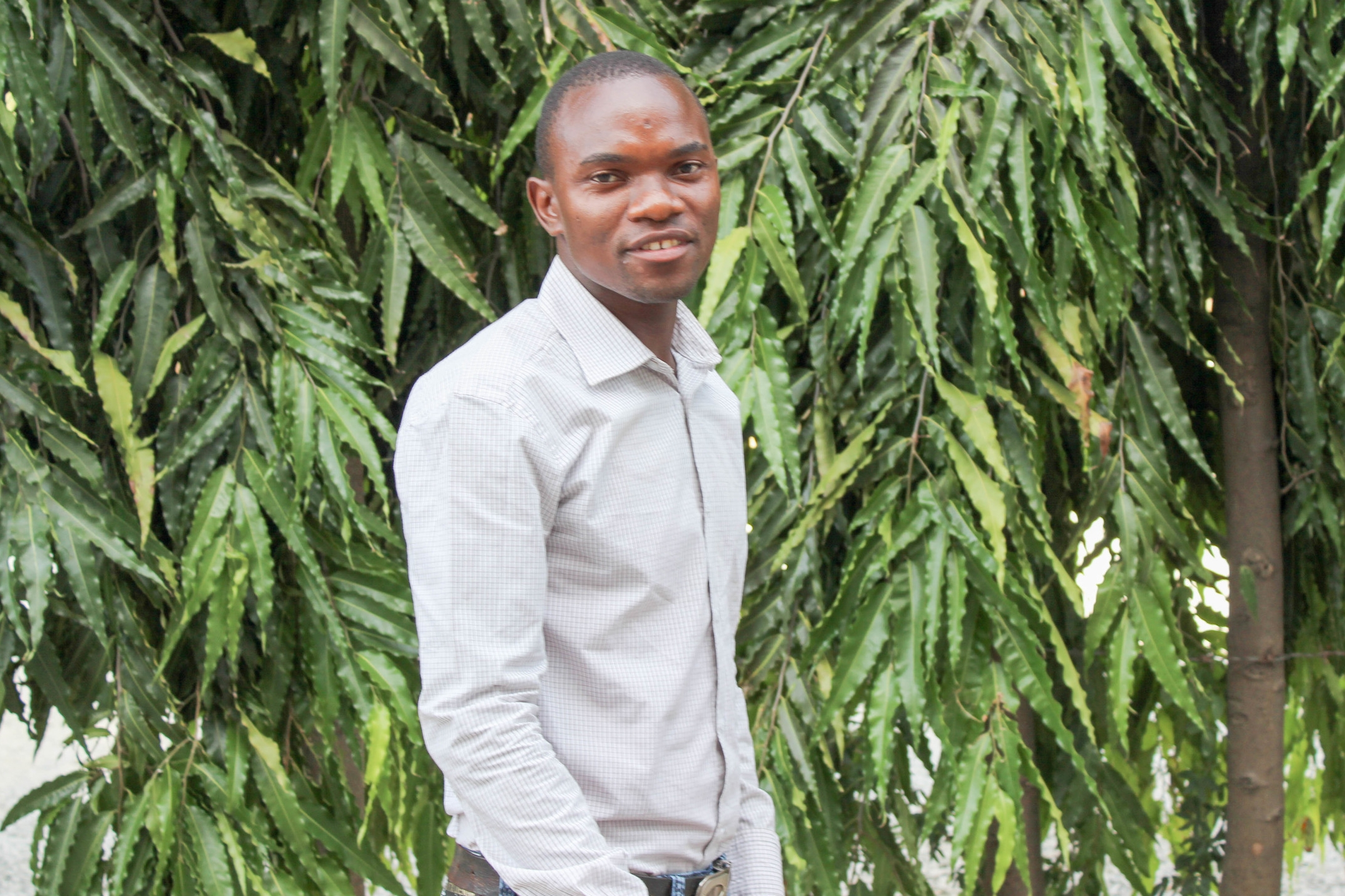 James Mshenga, Health Counselor