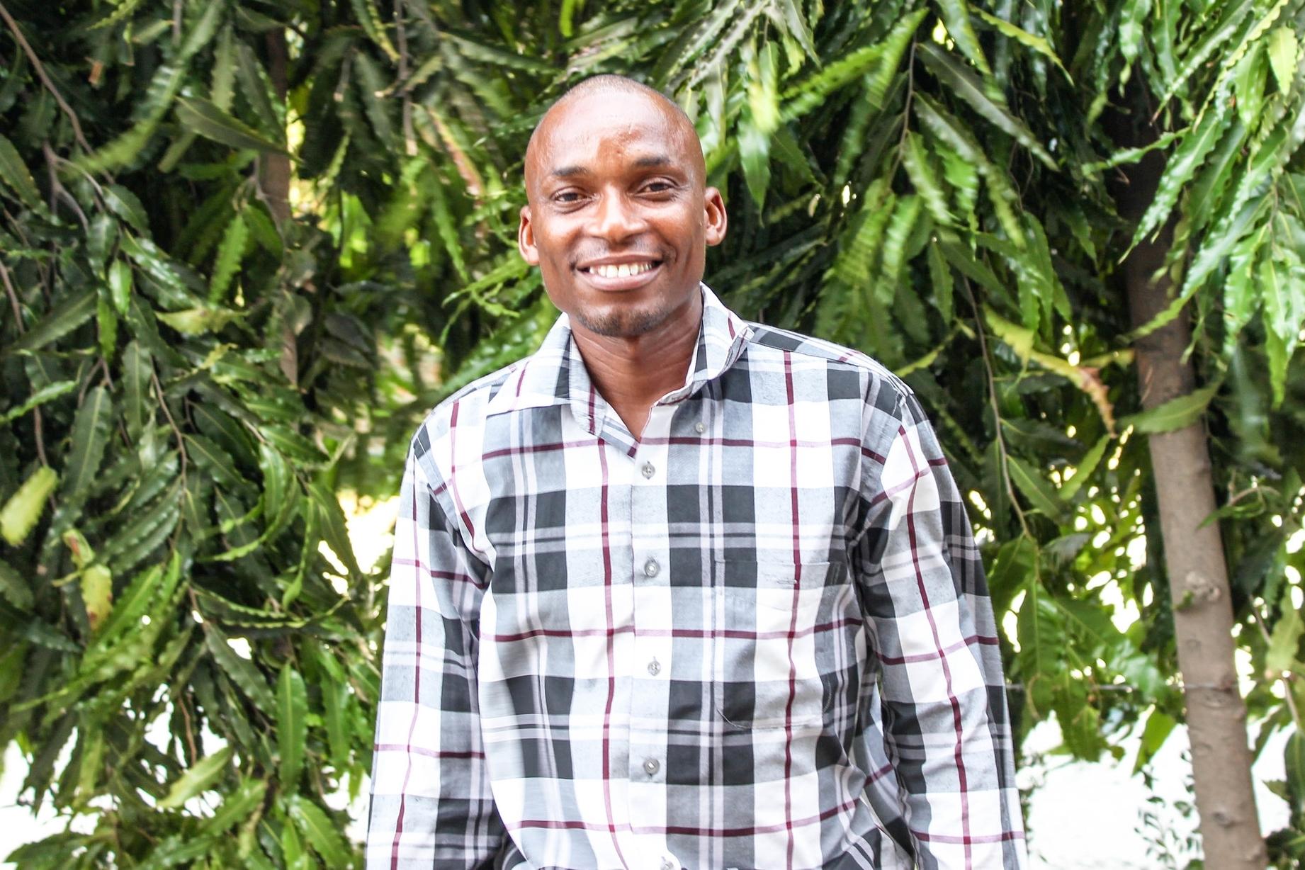 John Kimbio, Spiritual Counselor