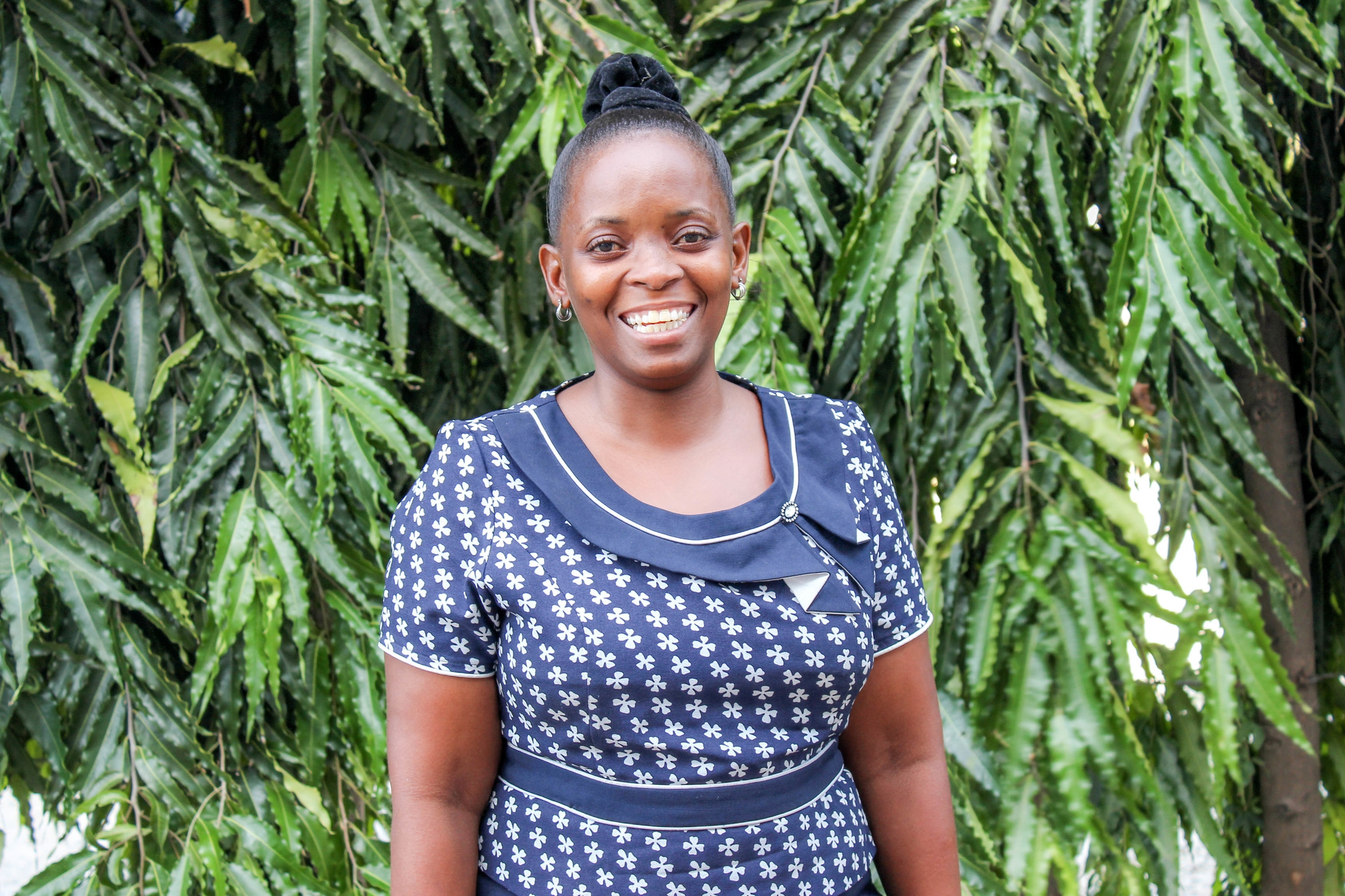 Rose Mbega, Health Counselor