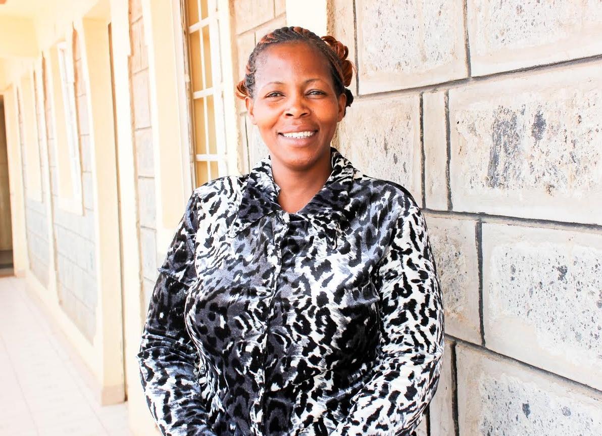 Lydia Ndasya, Health Counselor