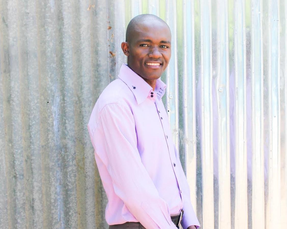 Martin Okello, Assistant Empowerment Coordinator