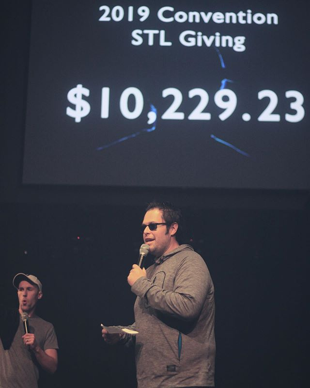$10,229.23 was given at ND Youth Convention this weekend for Speed the Light!!!! 🙌🏼🎉 ⠀ ⠀ [Speed the Light is the student-initiated, volunteer, charitable program that provides much-needed equipment to missionaries across the nation and in over 180 countries around the world. We give so others can speed the light of the gospel to a world in darkness.]⠀ ⠀ #speedthelight #ndyc19