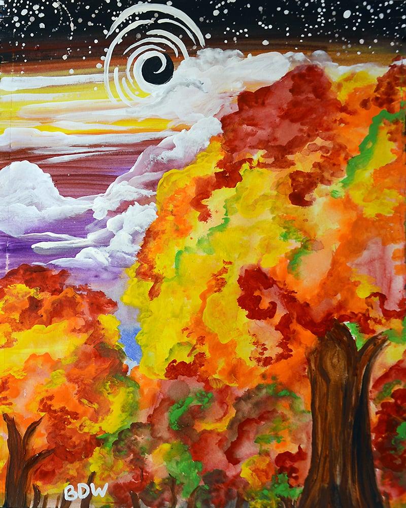 Autumnal Phase