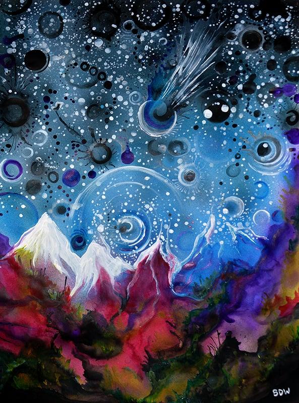 Cosmic Descent