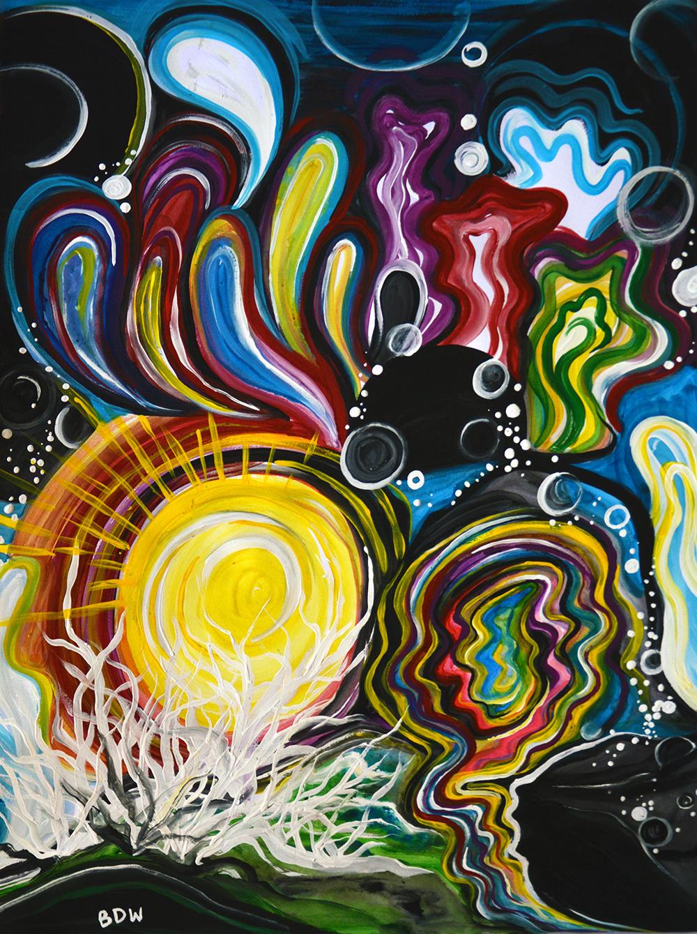 Luminous Lifeforms