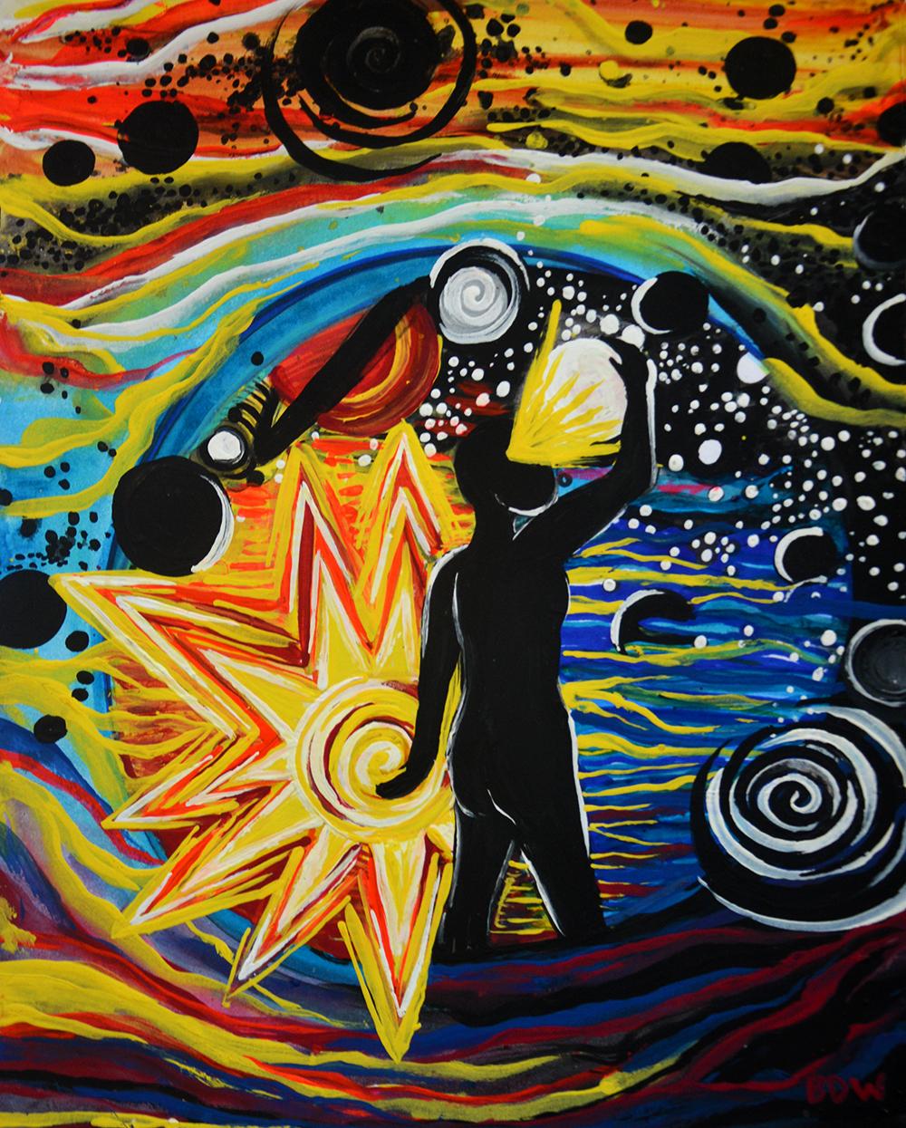 Cosmic Spectrum
