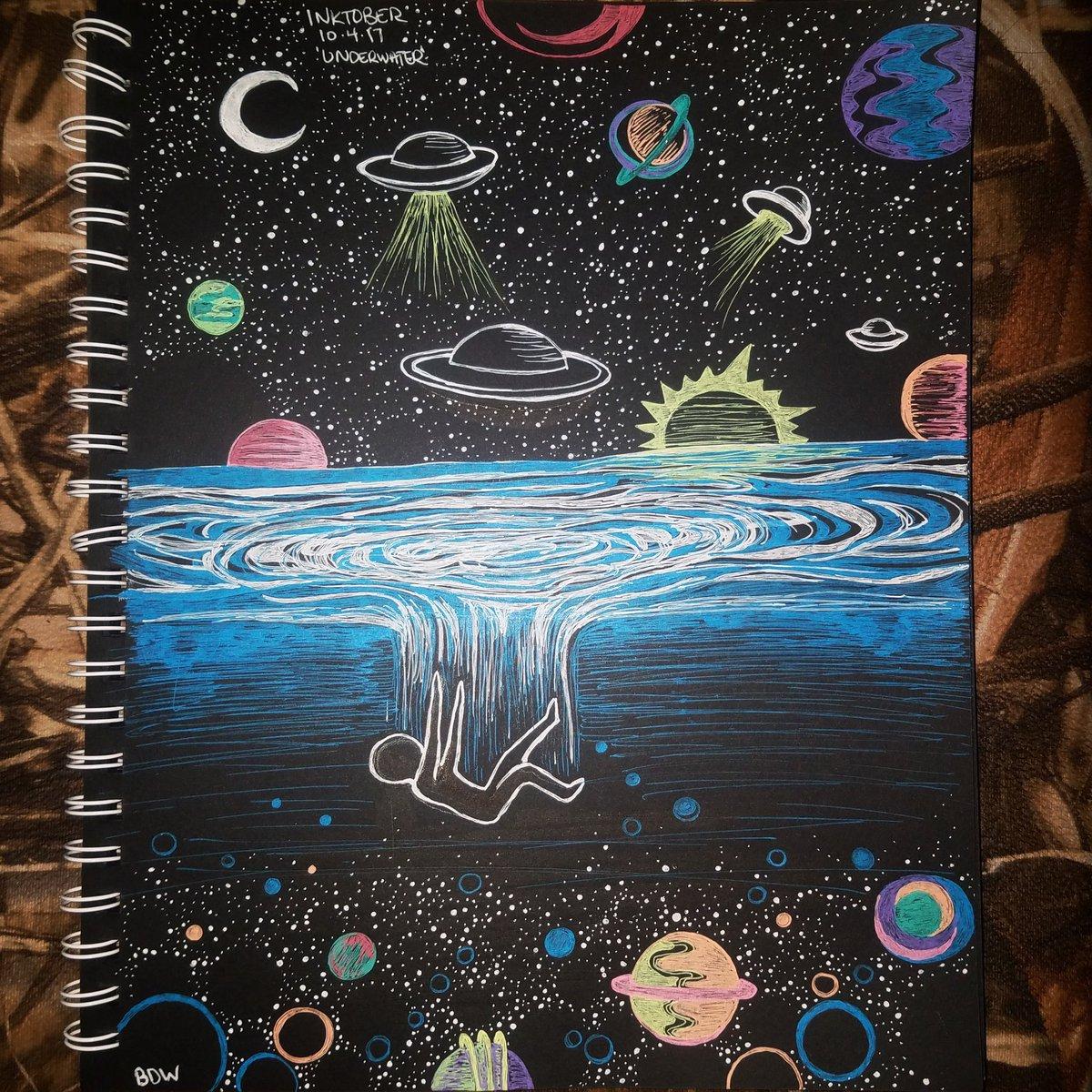 10/4 - Underwater