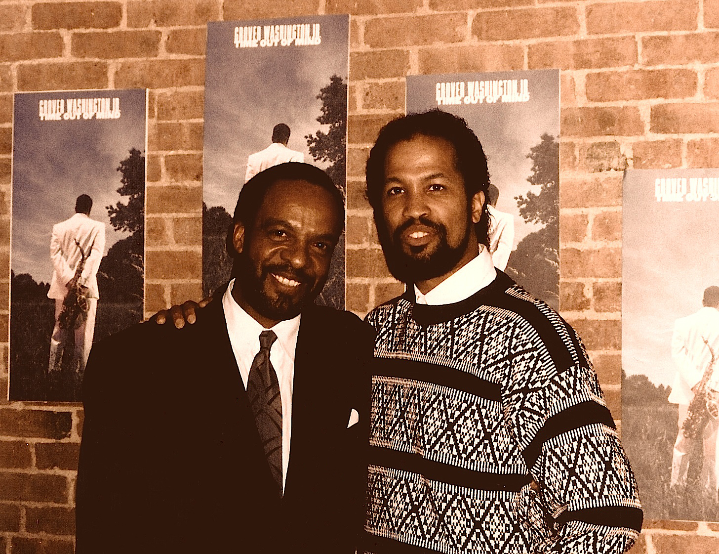 Grover Washington, Jr. Listening Party, NYC