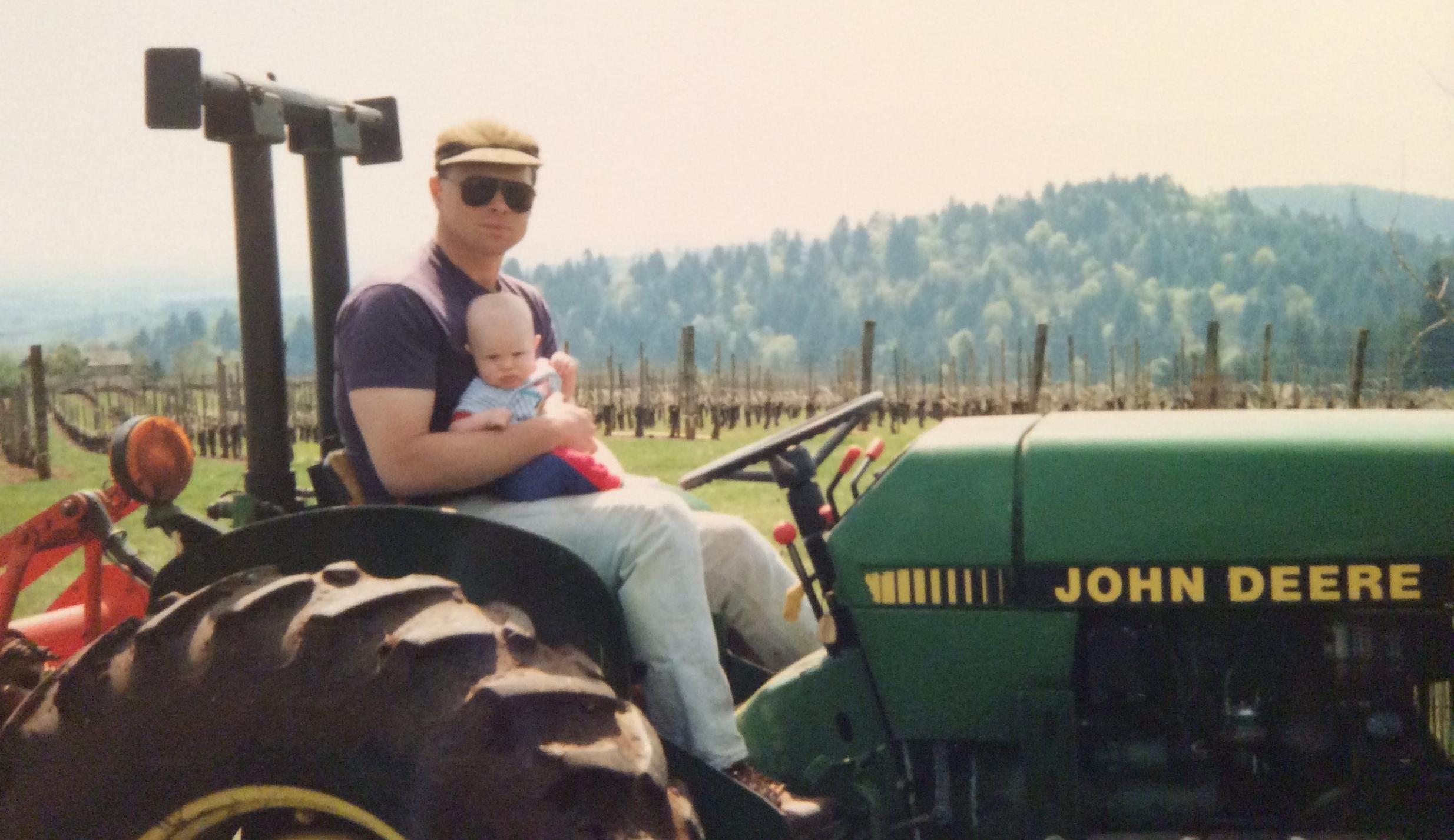 Allen Holstein and Jackson Holstein (1991)