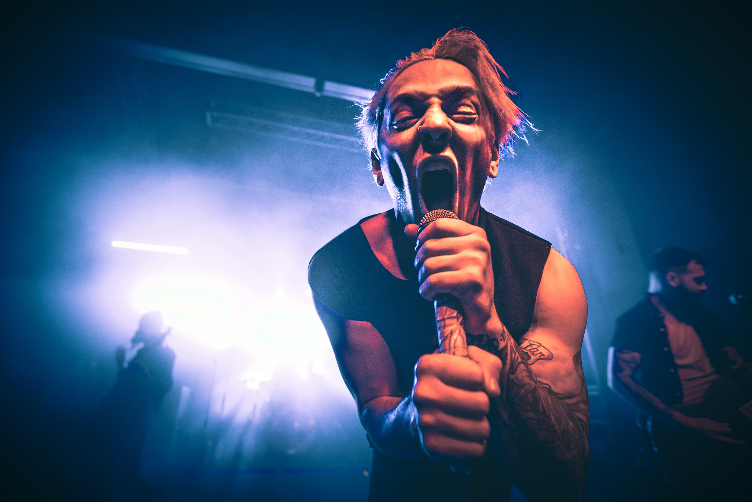 Telle Smith of The Word Alive
