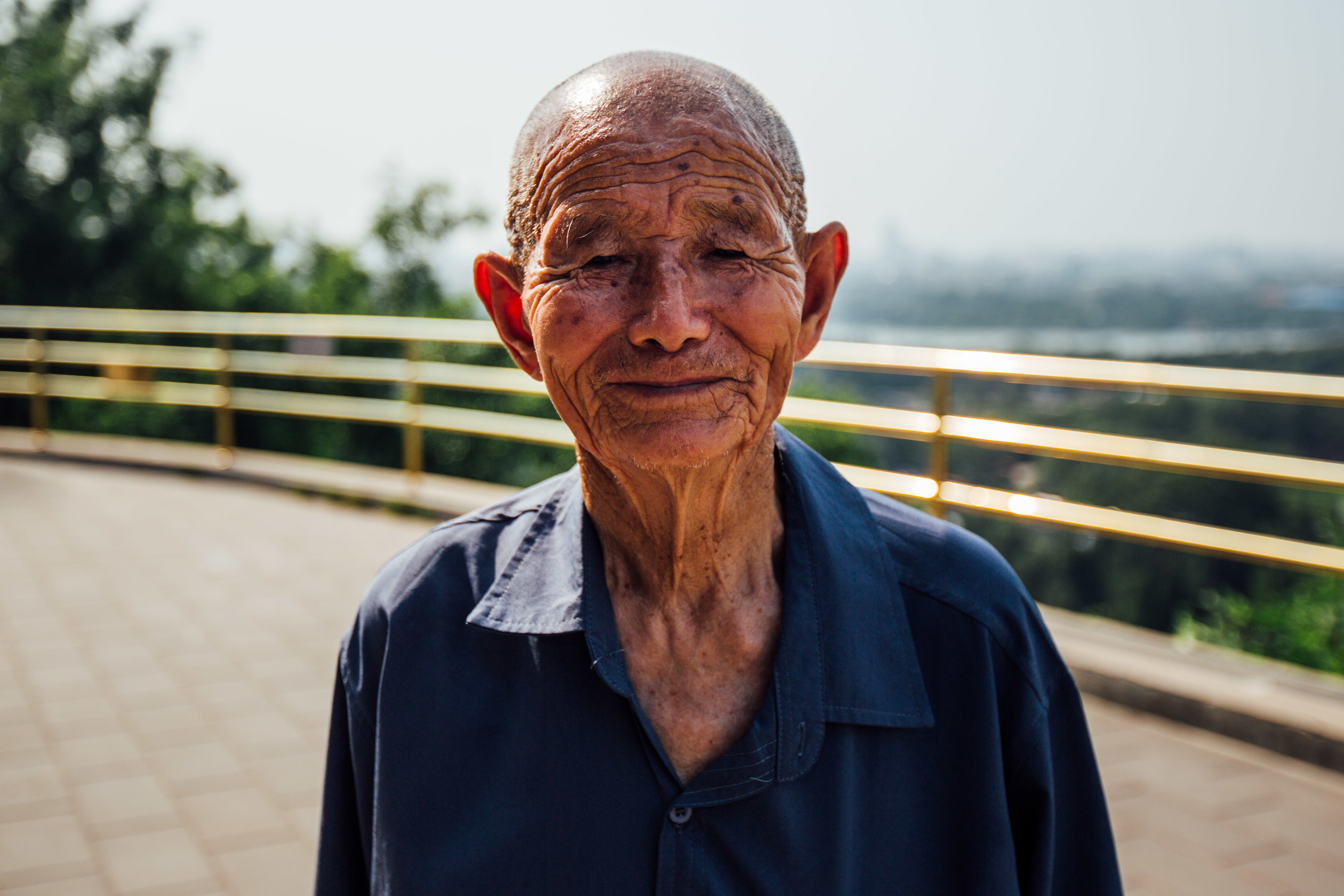 The cutest old man I've found