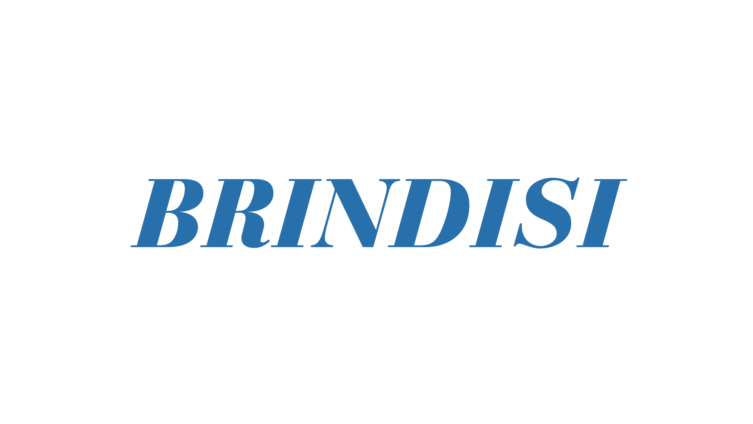 Brindisi is an Italian-American feature-film comedy about three young couples in the south of Italy whose varied lives intersect on a boat to Greece, as they run from their responsibilities, the public eye and the police.
