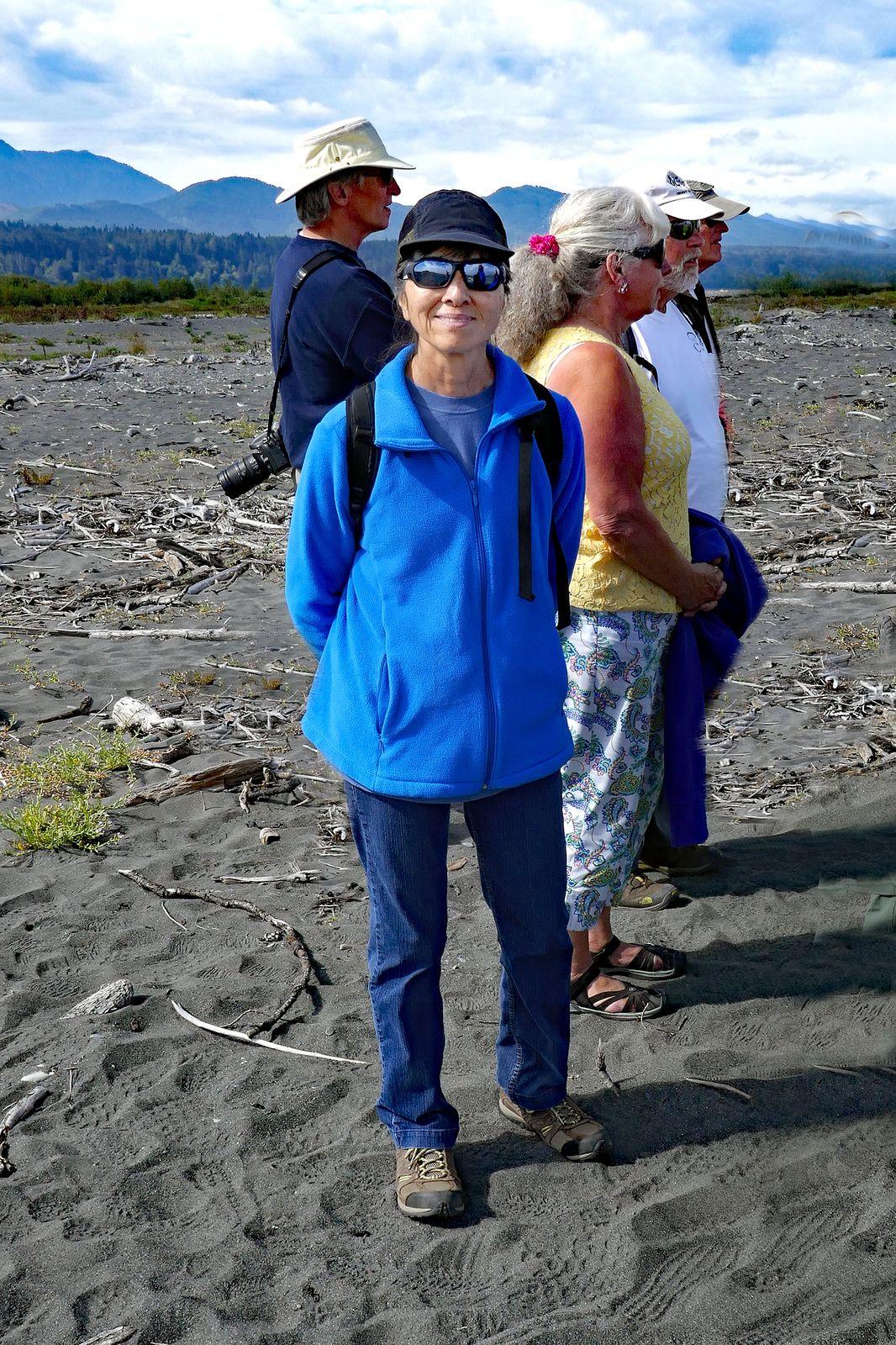 Another happy hiker Sharlene