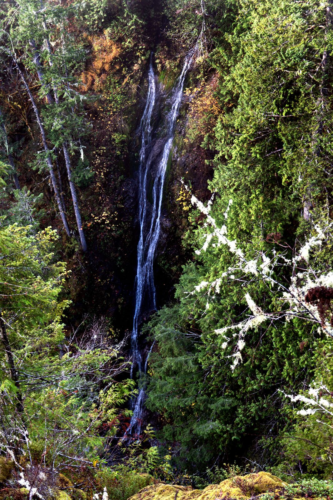 Falls View Canyon 100 foot waterfall