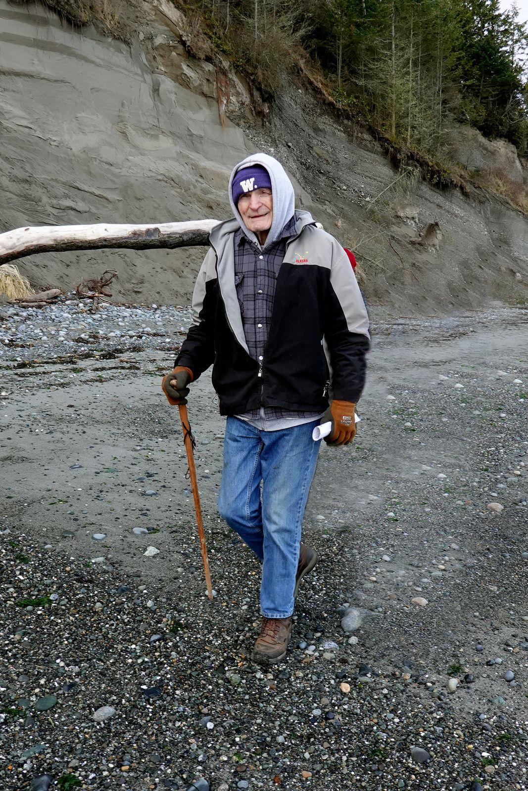 Our hike leader Jack