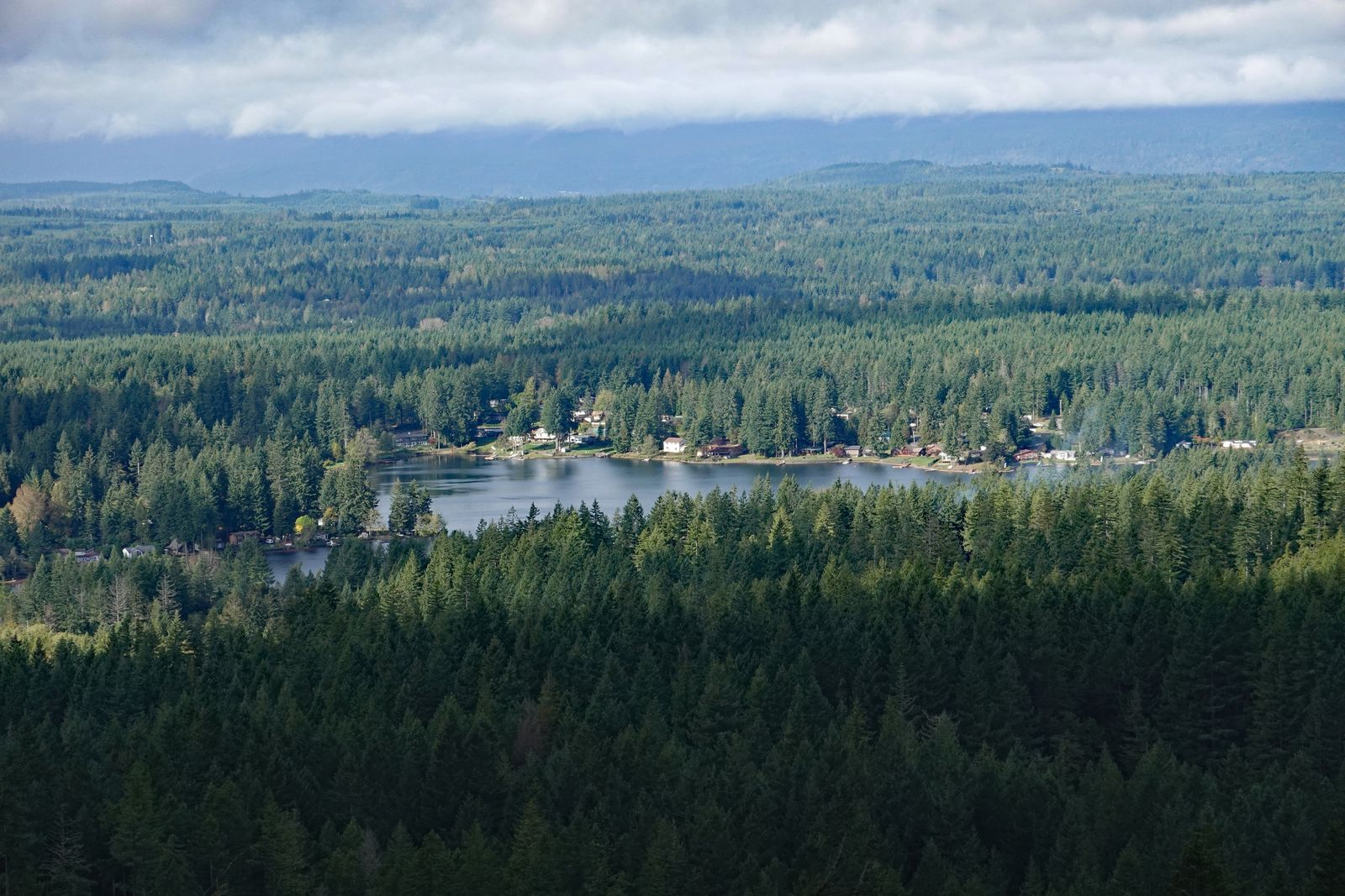Tahuya Lake