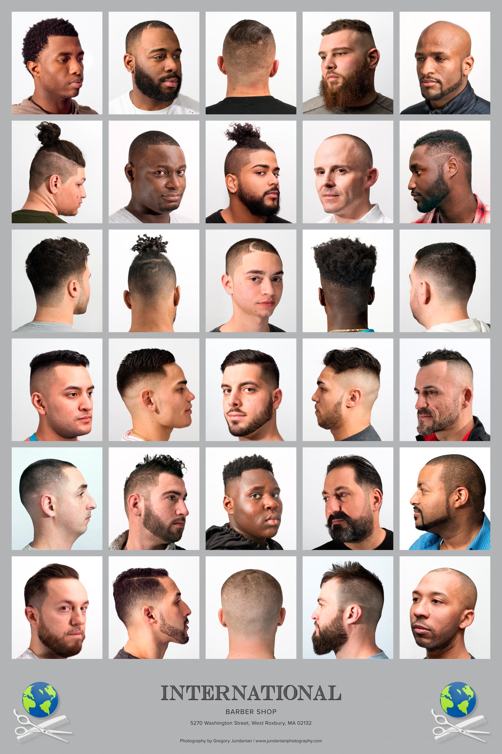 International Barbershop, West Roxbury, MA