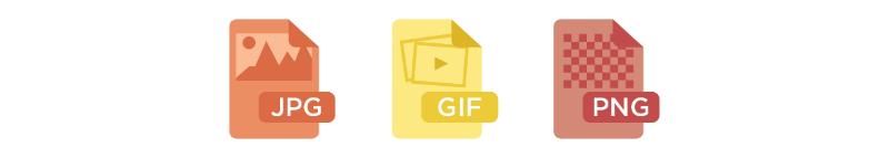 Raster File Types