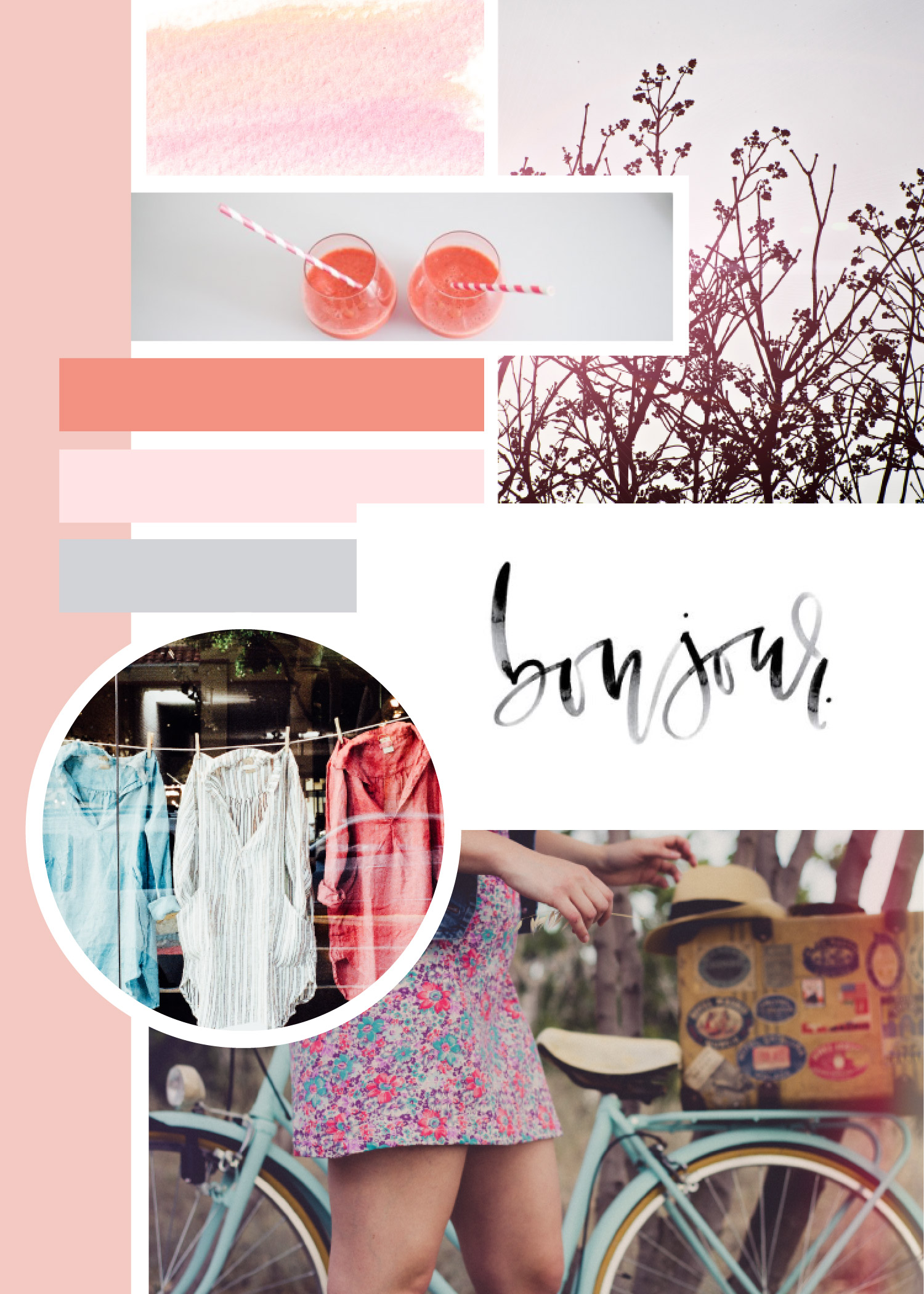 How To Create A Mood Board To Inspire Your Branding Mariah Althoff Graphic Design Freelancing Tips